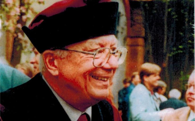 Gründungsmitglied Prof. Dr. Dr. h.c. mult. Peter Landau verstorben