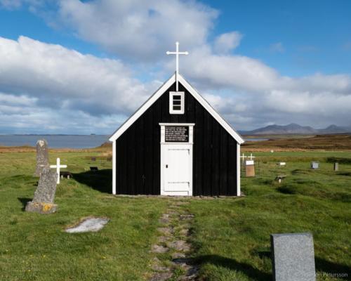 Konrad Maurerferð í Stykkishólm og Helgfellssveit